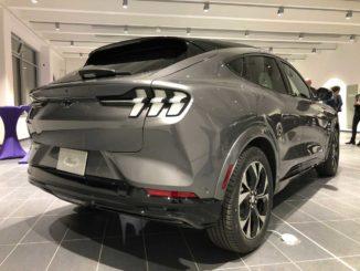 Ford Mustang Mach E | Foto: 163 Grad
