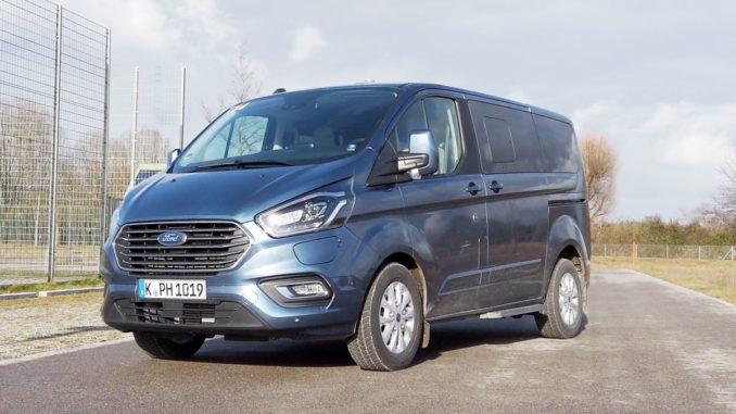 Ford Tourneo Plug In Hybrid Test Deutsch | Foto: 163 Grad