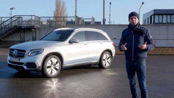 Mercedes GLC F-Cell Wasserstoff Brennstoffzelle Test