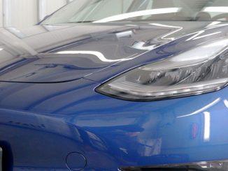 Tesla Model 3 Keramikversiegelung | Foto: 163 Grad