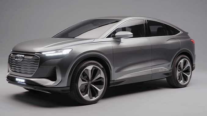 Audi Q4 Sportback Concept | Foto: Audi AG