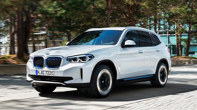 BMW iX3 Premiere