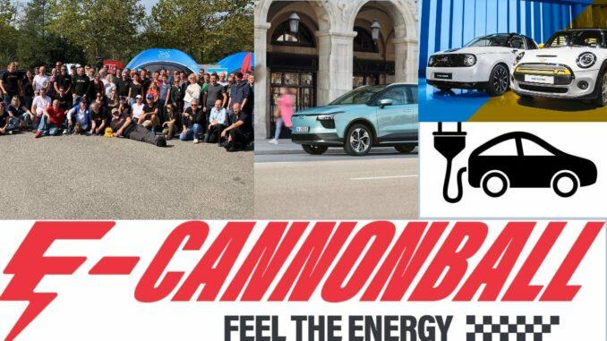 E-Cannonball 2020 Berlin - Moers
