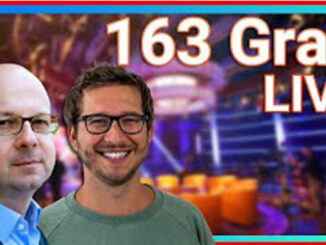 163 Grad Live bei Robin TV | Foto: Robin TV