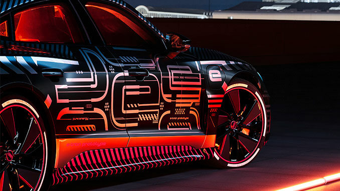 Audi e-tron GT | Foto: Audi AG