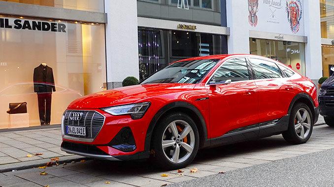 Audi e-tron Sportback 55 quattro | Foto: 163 Grad