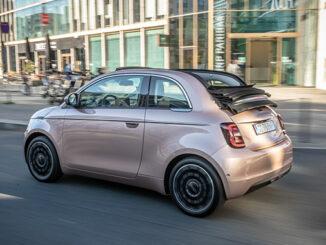 Fiat 500e Test | Foto: Fiat