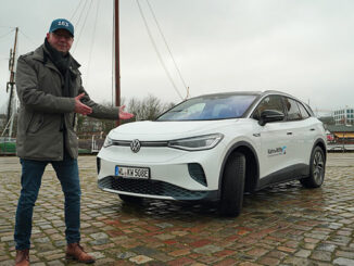 Volkswagen ID.4 im Test | Elektro-SUV | 163 Grad