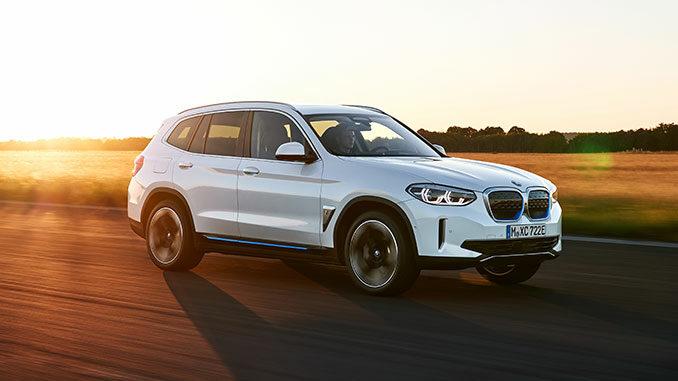 BMW iX3 Test | Foto: BMW
