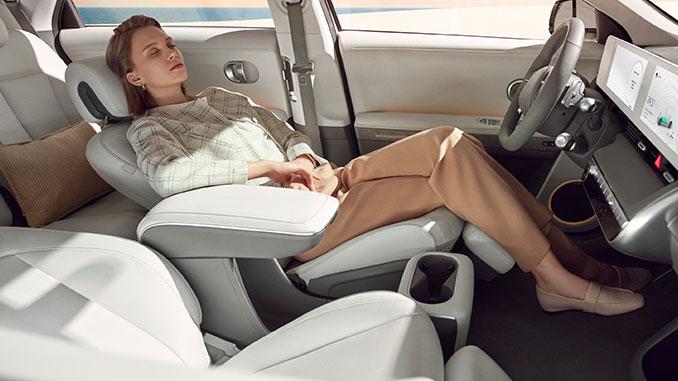 IONIQ 5 Relaxsitz | Foto: Hyundai