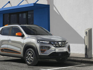 2021 Dacia Spring Electric | Foto: Dacia