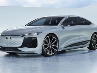 Audi A6 e-tron concept | Foto: Audi AG