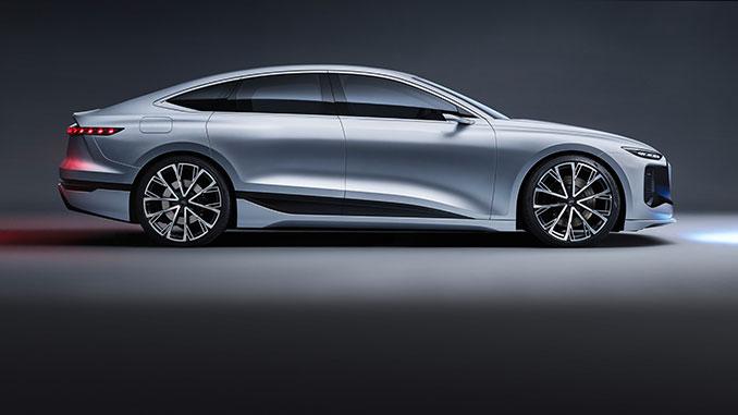 Audi A6 e-tron 2021 concept | Foto: Audi AG