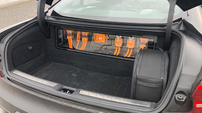 Ein echtes Coupé braucht keinen Kofferraum | Foto: 163 Grad