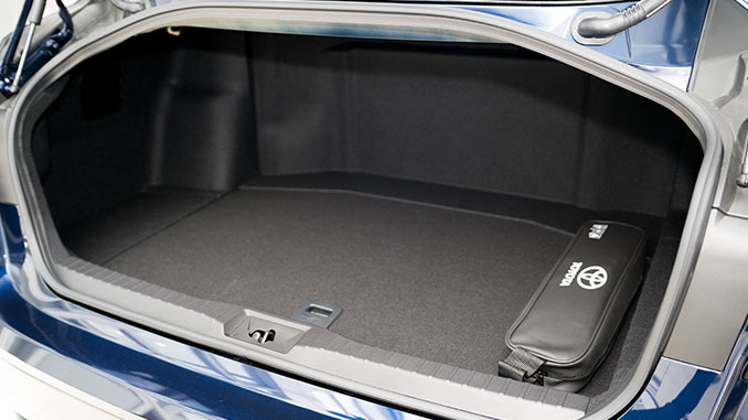 Toyota Mirai 2 Kofferraum | Foto: 163 Grad