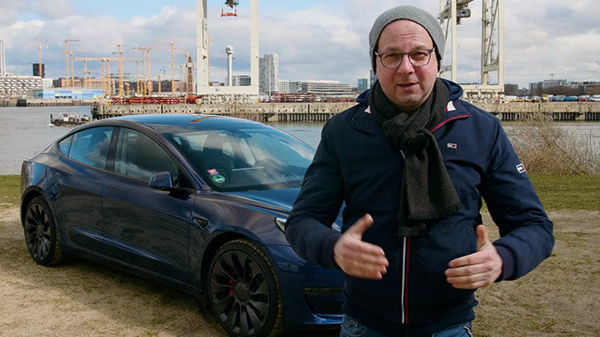 2021 Tesla Model 3 Performance | Foto: 163 Grad