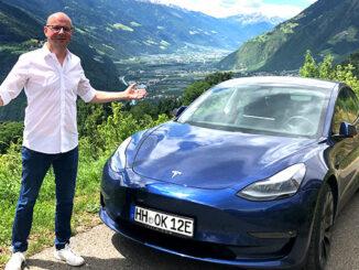 Urlaub mit dem Elektroauto | Foto: 163 Grad