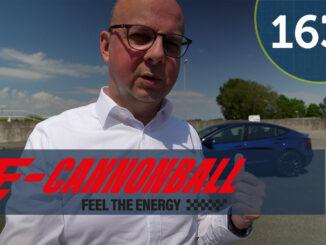 Alle Infos zum E-Cannonball 2021