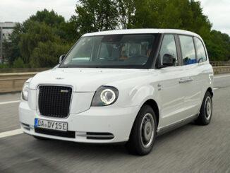 LEVC TX London Taxi - unterwegs mit Dirk Kunde vom Kanal Drehmoment