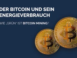 bitcoin stromverbrauch