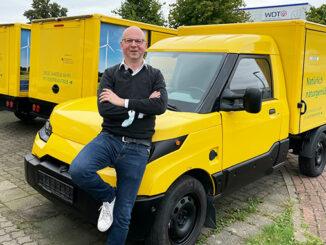 DHL Streetscooter gebraucht kaufen in Garbsen bei Hannover   Foto: 163 Grad